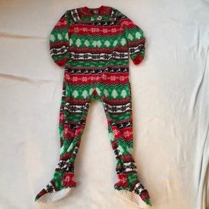 Kids Christmas overalls body suit.